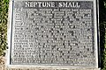 Neptune Small plaque, St. Simons, GA, US.jpg