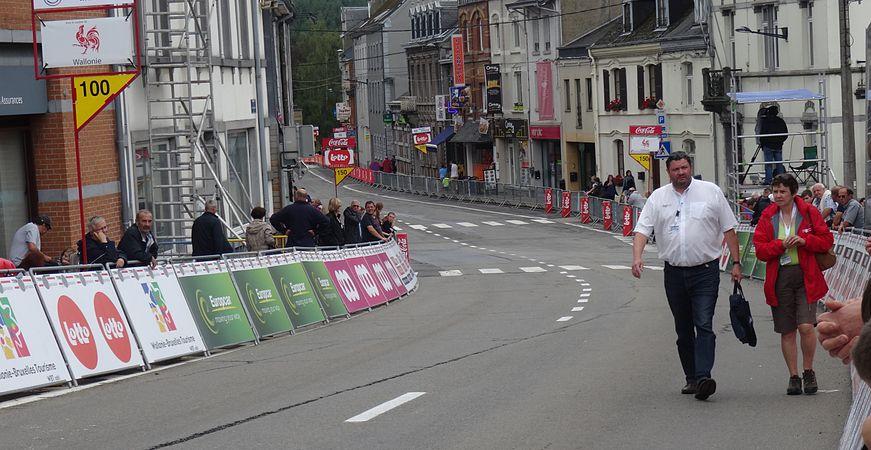 Neufchâteau - Tour de Wallonie, étape 3, 28 juillet 2014, arrivée (C04).JPG