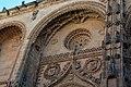 New Cathedral, Salamanca, 1513 - 1733 , exterior portal (4) (29303239762).jpg