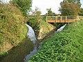 New Footbridge, near Granby, Nottinghamshire - geograph.org.uk - 64074.jpg