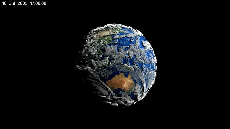 File:New NASA 3D Animation Shows Seven Days of Simulated Earth Weather (14906862243).jpg