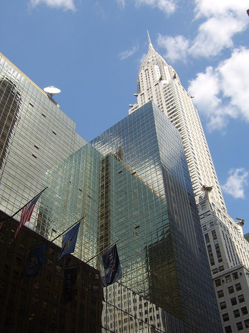 New York Chrysler 2005