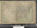 New York State, Double Page Plate No. 1 (Map of the United States) NYPL2056498.tiff