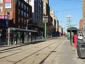 New streetcar 4404 heading south on Spadina, near King, 2014 12 20 (13) (15887035327).jpg