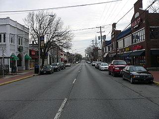 Newark, Delaware City in Delaware, United States