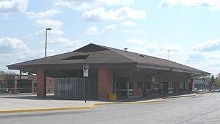 Newmarket Bus Terminal