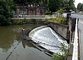 Newmillerdam outlet weir - geograph.org.uk - 483745.jpg