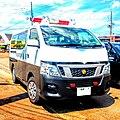 Niigata Police car Nissan NV350.jpg