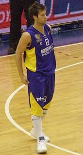 Israeli basketball player (1986-)