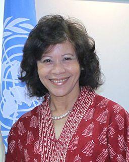 Noeleen Heyzer UN official