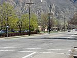 Northeast at E 700 North & N 400 East in Provo, Mar 15.jpg