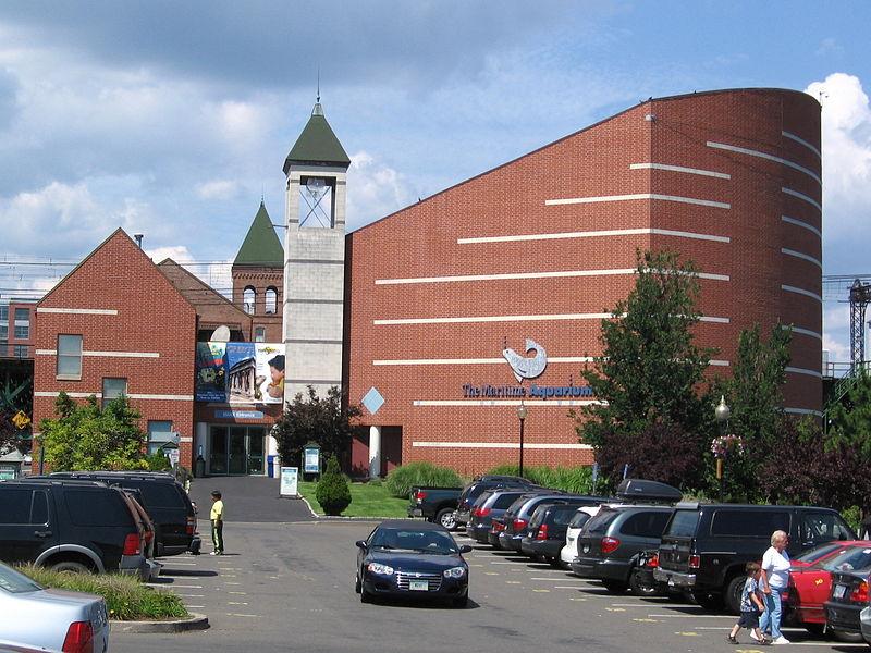 Norwalk Ct Maritime Building Eb