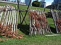 Not sure what this temporary looking structure outside Fort York was supposed to be, 2015 09 10 (1).JPG - panoramio.jpg