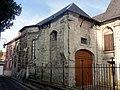 Noyon (60), ancienne église Sainte-Marie-Madeleine, chevet, rue de la Madeleine 1.jpg