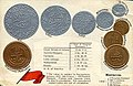 Numismatic postcard from the early 1900's - Morocco.jpg