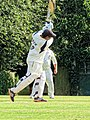 Nuthurst CC v. The Royal Challengers CC at Mannings Heath, West Sussex, England 10.jpg