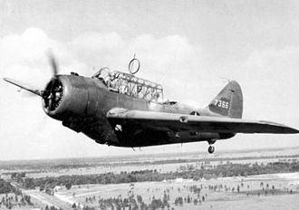 97th Intelligence Squadron - North American O-47A