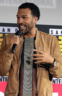 O. T. Fagbenle English actor