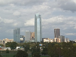 Downtown Oklahoma City Neighborhoods of Oklahoma City in the United States