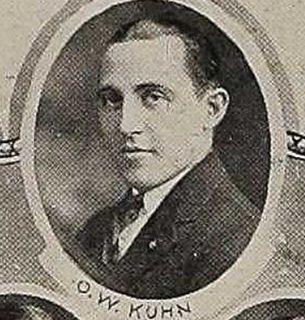 Oliver Kuhn American football, basketball, and baseball player