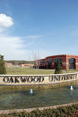 Oakwood University - Image: Oakwood University