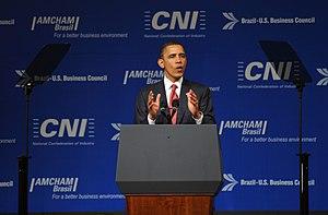 Obama Brasil 2011