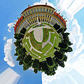 Oberschleissheim Front Little Planet.jpg