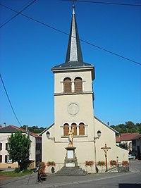 Obervisse - église paroissiale.JPG