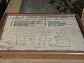 Oberzeiring - Tabakmuseum - Plan zum Modell der Linzer Tabakfabrik nach Abschluss der Bauperiode 1884 - 1915.jpg