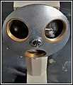 Objektivrevolver eines Mikroskops (48264565147).jpg