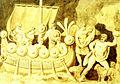 Odysseus flieht vor Polyphem (Tischbein).jpg