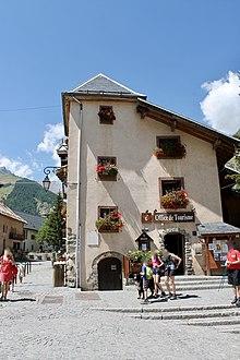 Valloire wikip dia - Office de tourisme de valloire ...