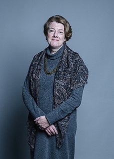 Sally Morgan, Baroness Morgan of Huyton British politician