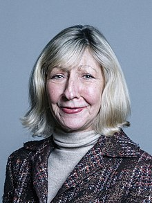 Official portrait of Baroness Wheatcroft crop 2.jpg
