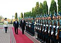 Official welcoming ceremony of Ilham Aliyev in Almaty was held 03.jpg