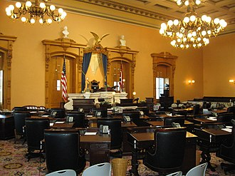Ohio Senate - Image: Ohio State Senate