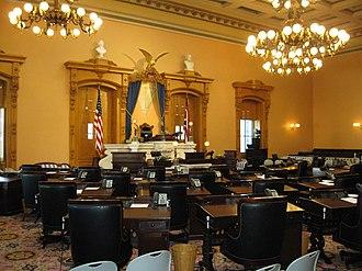 Ohio Senate - Image: Ohio State Senate