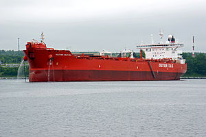 Oil tanker Heather Knutsen in Halifax Harbour - Nova Scotia, Canada - 20 June 2012 - (1).jpg
