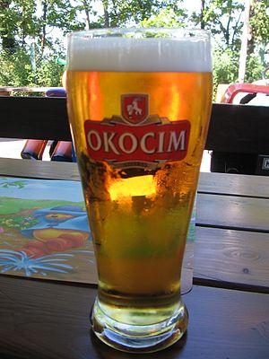 Okocim Brewery - Okocim beer.