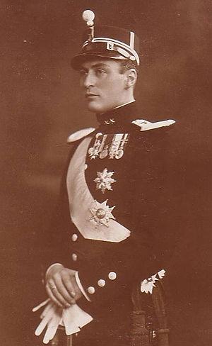 Flitcham, Norfolk - Olav V King of Norway