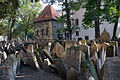 Old Jewish Cemetery in Josefov, Prague - 8220.jpg