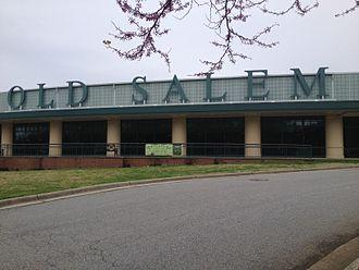 Old Salem - Old Salem Visitation Center
