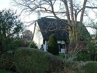 Churchdown - Image: Old School House Churchdown UK