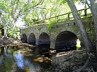Old Town Bridge (Wayland, Massachusetts) - DSC00505.JPG