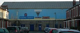 Wilderspool Stadium