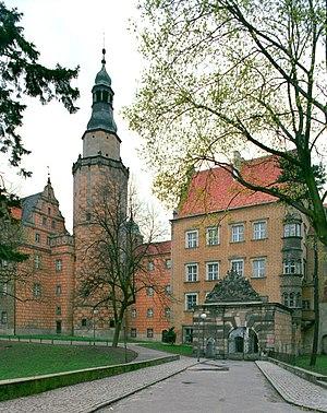 Duchy of Oels - Oleśnica Castle