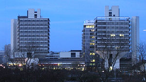 Egon Eiermann - Image: Olivetti Buildings Egon Eiermann