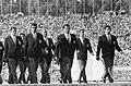 Olympische Spelen te Rome Opening Ploeg van Griekenland, Bestanddeelnr 911-5408.jpg