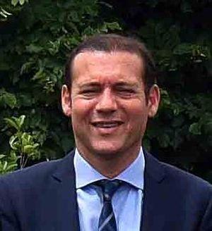 Governor of Neuquén Province - Image: Omar Gutiérrez (cropped)