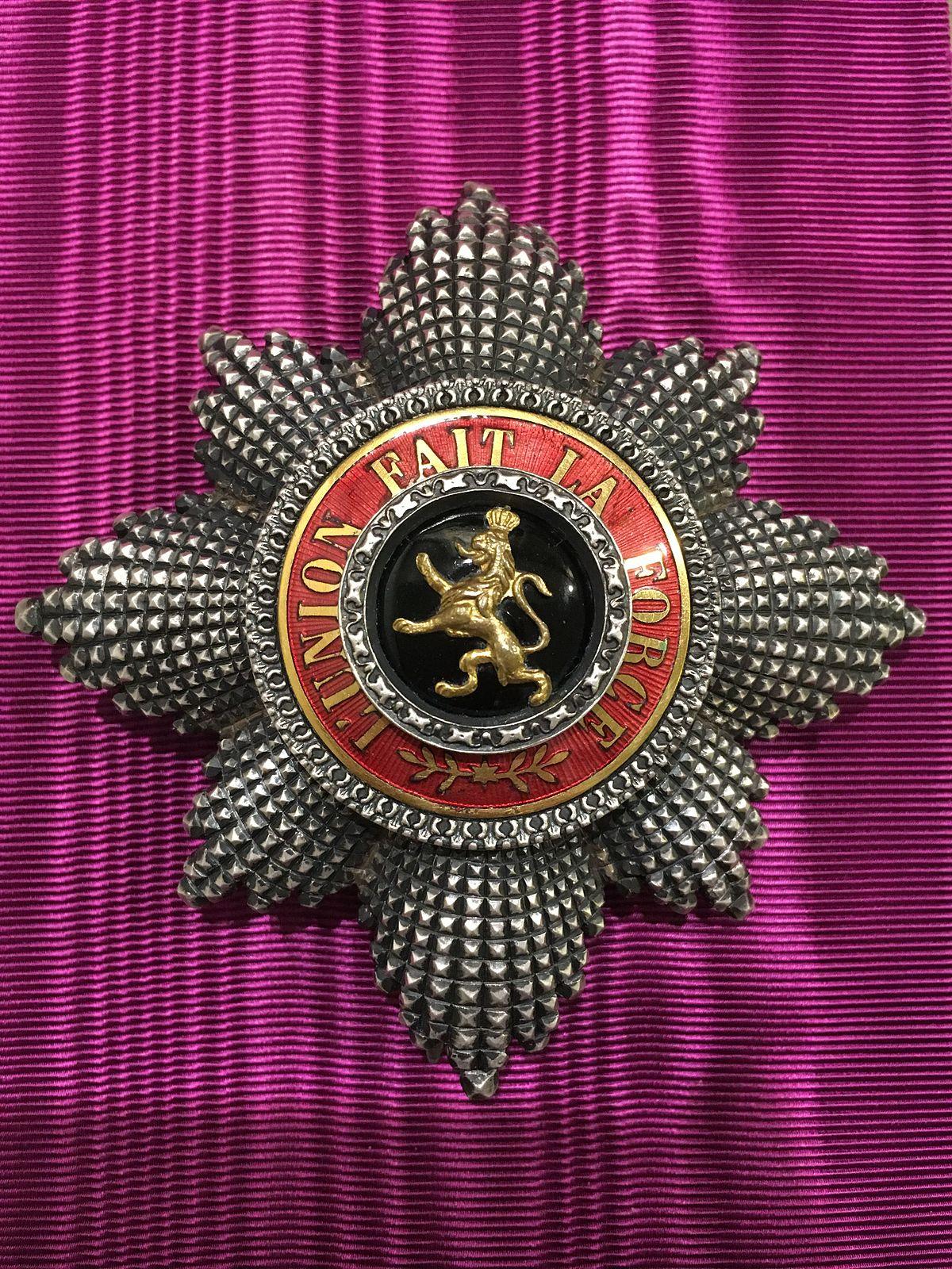 Order Of Leopold (Belgium)